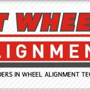 Straight Wheels Truck Alignment