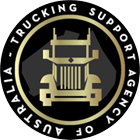 Trucking Support Agency of Australia logo